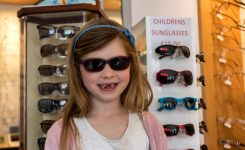 Lily our Easter sunglass winner